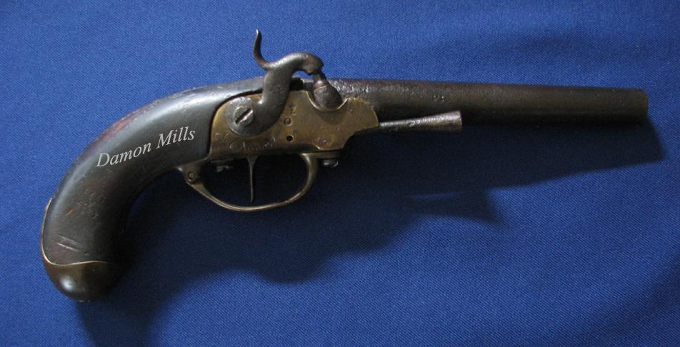 Damon Mills French Pistol 3273