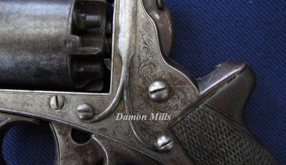 Damon Mills Tranter 3581